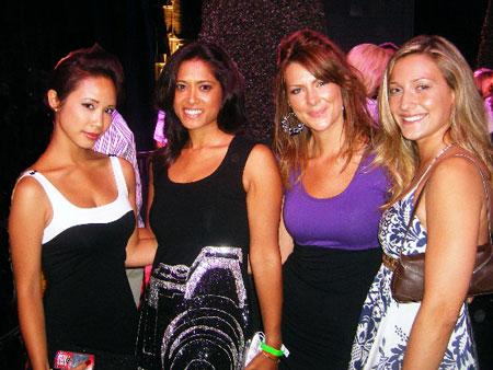 Faze Girls - Karmen Cheng, Lorraine, Sarah McKay, Carolyne Horton