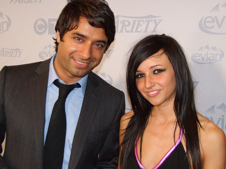 Jian Ghomeshi and a relatively unharmed LIGHTS