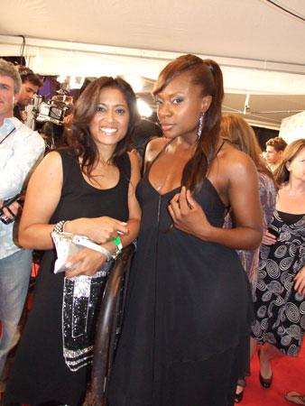 Jully Black & Lorraine Zander