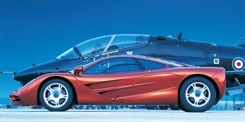 McLaren F1 - best of the best