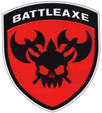 Battle Axe Records Logo