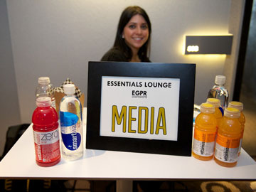 TIFF Essentials Lounge