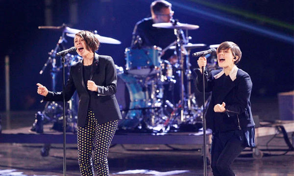 Tegan and Sara Juno Awards