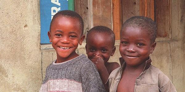 water-hole Malawi Africa
