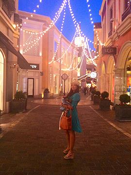 Los Angeles Grove Mall