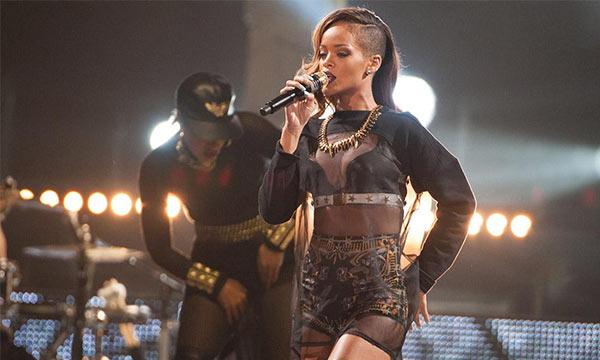 Rihanna Concert Toronto