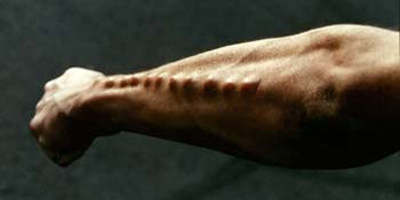 3 D Body Implants Body Art For Extreme Individuals Faze