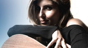 Girl guitar songwriter