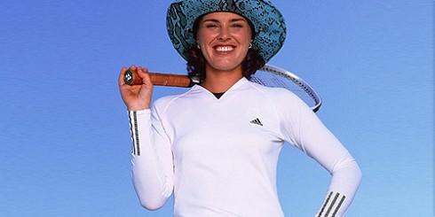 Martina Hingis Clothing