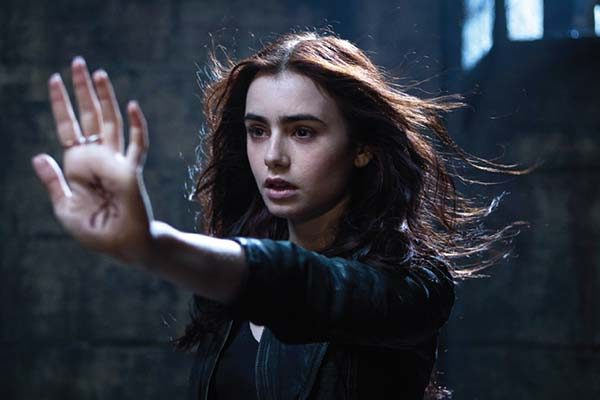 The Mortal Instruments City of Bones Lily Collins