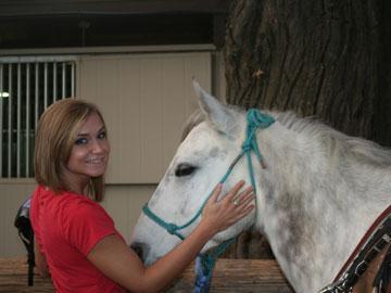 San Diego County Horseback