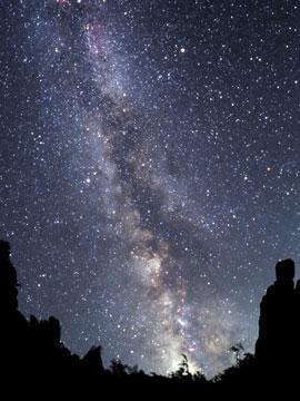San Diego County Desert Stars Skiy