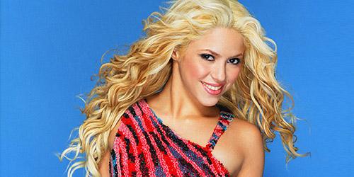 Shakira Sexy Dress