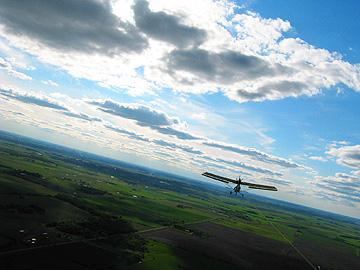 Hang Gliding Heaven!