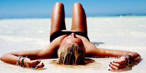 relax-on-beach