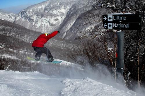 Stowe Ski Vermont Snowboarding at Stowe
