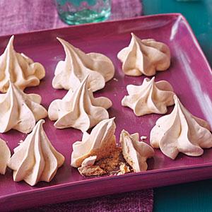 cranberry-meringue - Cookies