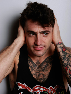 Hedley Lead singer Jacob Hoggard