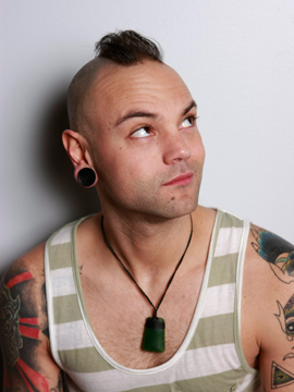 Hedley Guitarist Dave Rosin