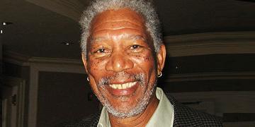 Morgan Freeman Interview