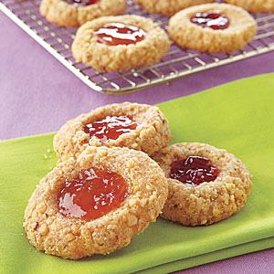 thumbprint - Cookies
