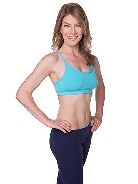 Yoga Tune Up's creator, Jill Miller