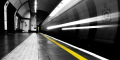 subway TTC Transit train
