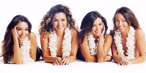 The Lylas, Bruno Mars' Sisters