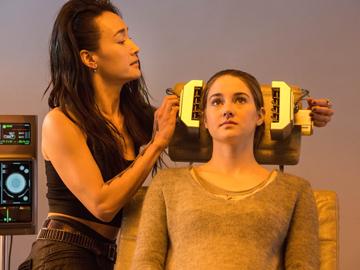 Divergent Shailene Woodley Suzi Q