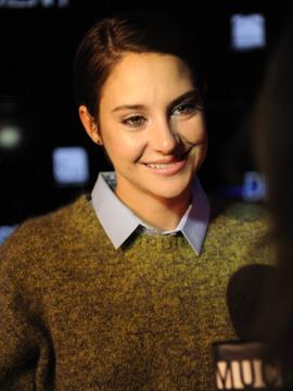 Divergent Shailene Woodley