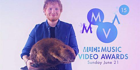 Ed Sheeran MMVA 2015