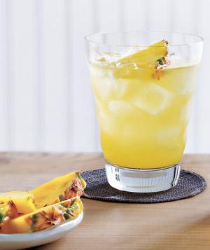 pineapple-ginger