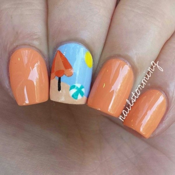 umbrella nails