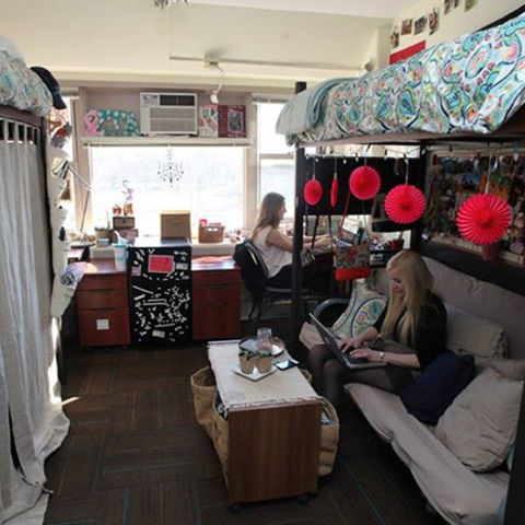 15 Dorm Rooms You Ll Wish Were Yours Faze