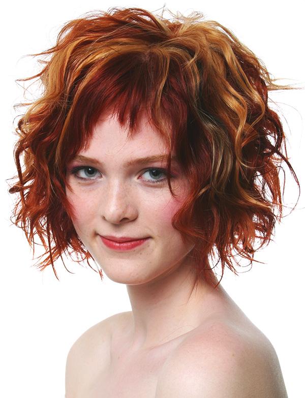 holly dodson - funky summer hair