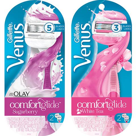 Gillette Venus ComfortGlide razor