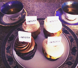 bunner's cupcakes- gluten free