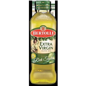 Extra virgin olive oil.