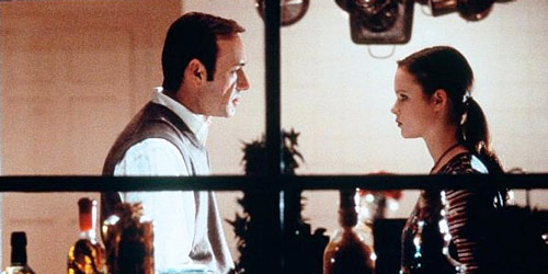 american beauty kevin spacey thora birch