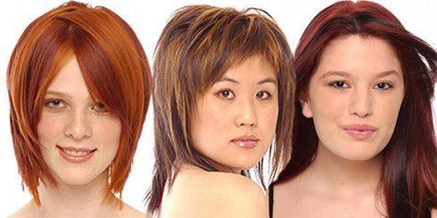 Spring Hair Colour Photoshoot