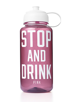 Victoria's Secret PINK water bottle