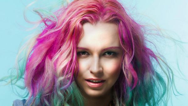 Ombre Hair Color Dye