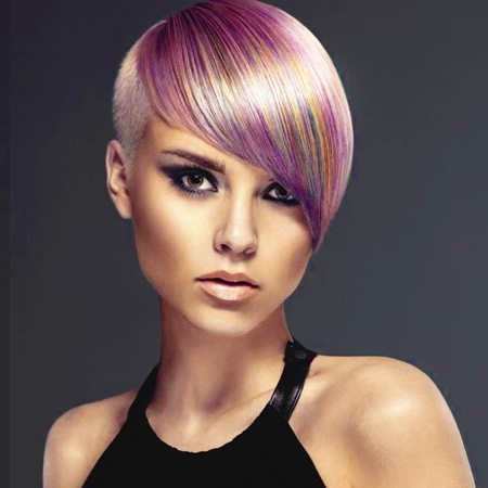 Cool Chick Pink Hair