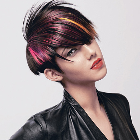 Pink Hair Dye Color