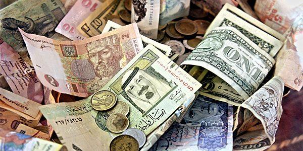 money, world currencies