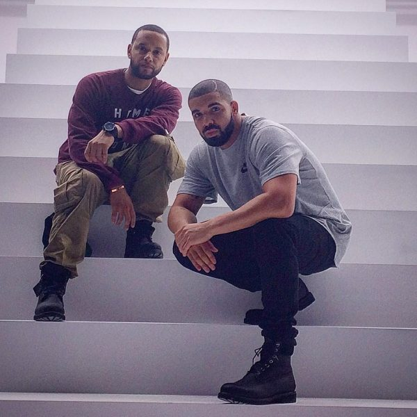 Director X and Drake
