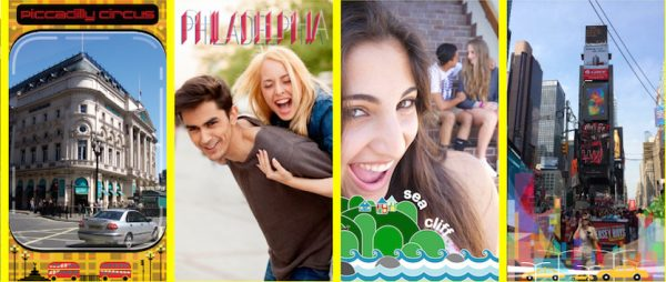 Snapchat Geofilters