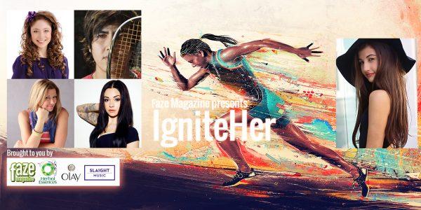 Faze IgniteHer Event