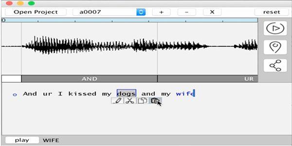 Adobe Project #VoCo Voice Editing Software