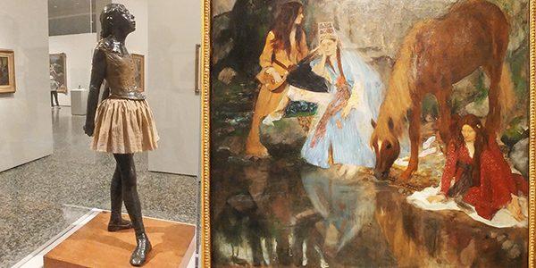 Edgar Degas at Museum of Fine Arts Houston